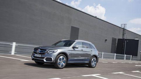 Conducimos el Mercedes GLC Fuel Cell