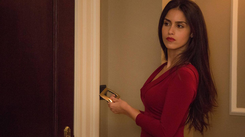 Shiva Negar, una mujer de armas (muchas) tomar. (EOne)