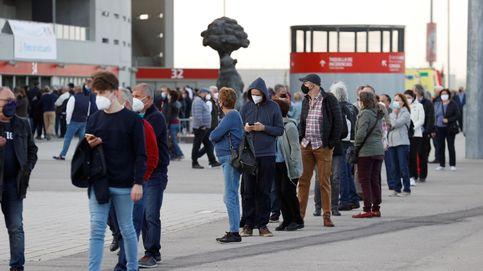 Madrid critica la escasez de dosis: Obligará a cerrar los puntos de vacunación masiva