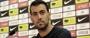 """Busquets: """"Quitando el 5-0 al Madrid, es la victoria más importante de este Barça"""""""
