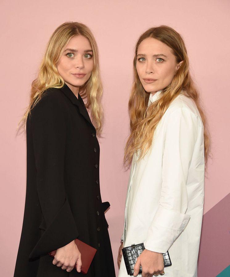 Foto: Ashley y Mary-Kate Olsen. (Getty)