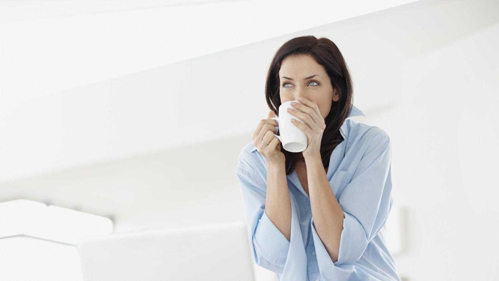 Foto: Ya. Beberla cada mañana te dará un pequeño escalofrío, pero merece la pena. (Corbis)