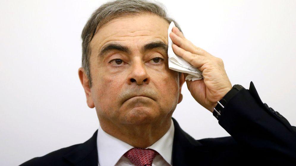 Foto: Expresidente de Nissan, Carlos Chosn (Reuters)