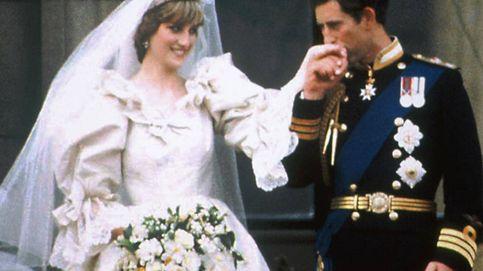 Así se dieron el 'sí quiero' Carlos y Diana