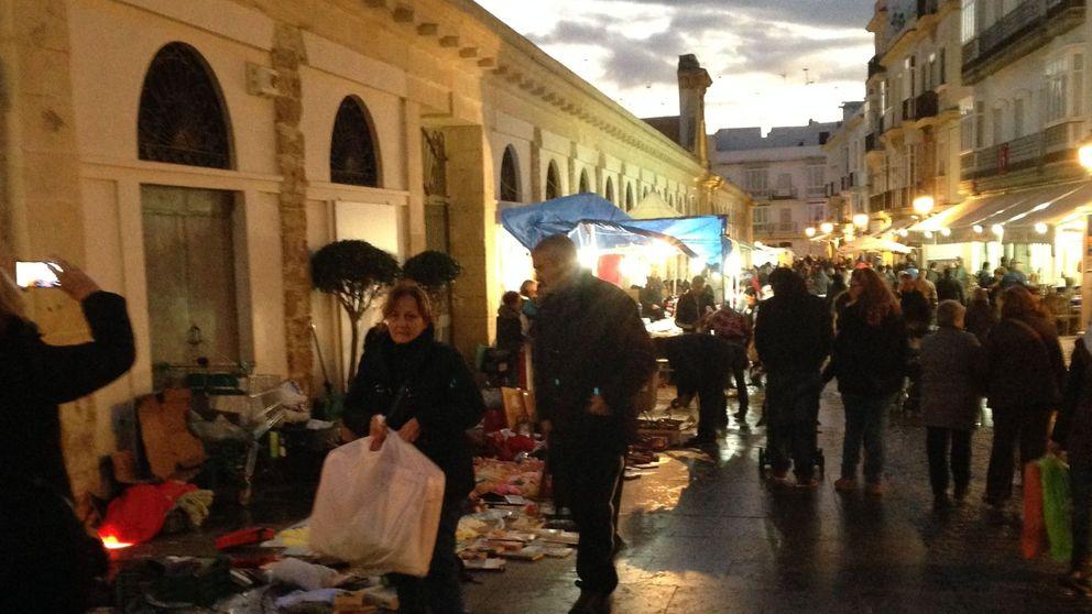Kichi da un 'permiso especial' a los vendedores ambulantes sin licencia