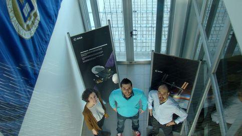 Los jóvenes españoles que han colado sus experimentos en un vuelo de la ESA