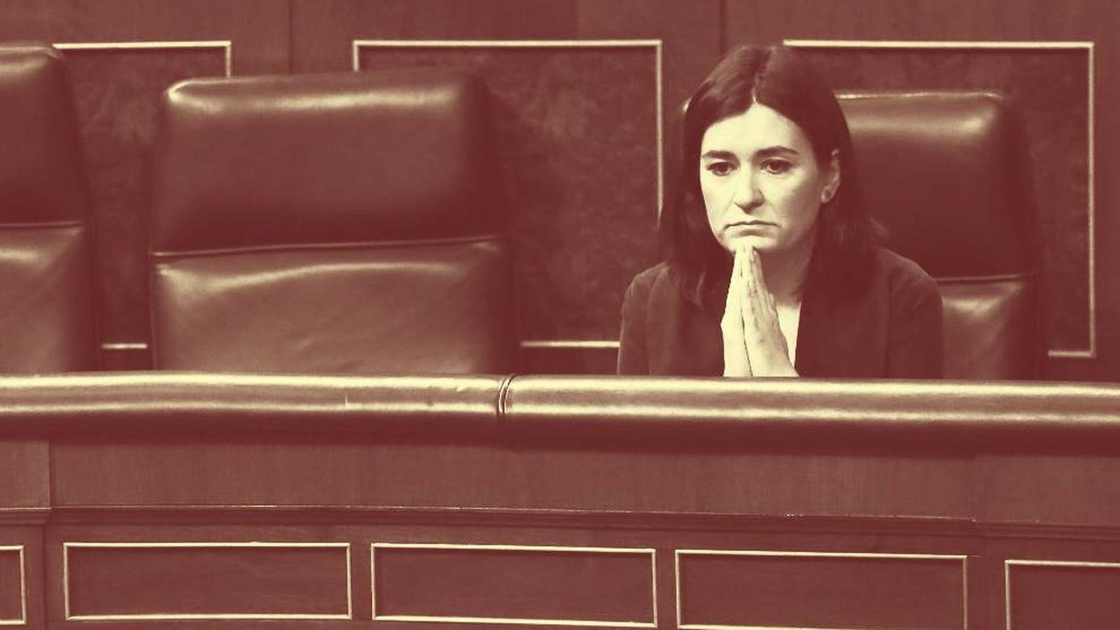 Foto: La ministra de Sanidad, Consumo y Bienestar Social, Carmen Montón. (EFE)