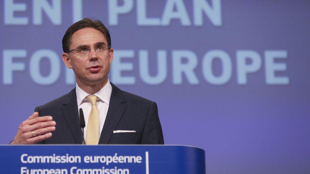 Foto: El vicepresidente de la Comisión Europea, Jyrki Katainen. (EFE)