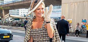 Post de Máxima de Holanda y su look lady al más puro estilo Jackie Kennedy