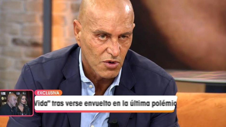 Kiko Matamoros. (Mediaset).