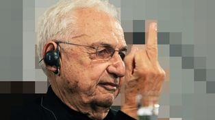 Frank Gehry, el Lehendakari del titanio