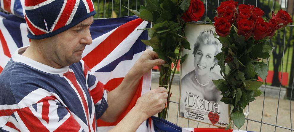 Foto: Homenaje a Diana de Gales en el 14 aniversario de su muerte (Gtres)