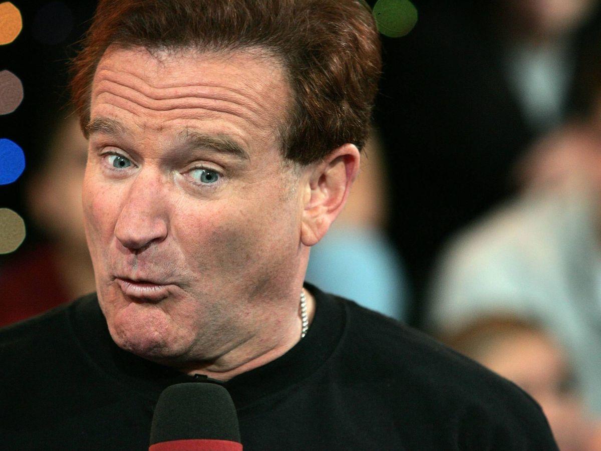 Foto:  Robin Williams. (Getty)