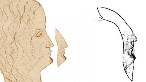 Leonardo da Vinci: el genio que ocultó su perfil bajo la axila