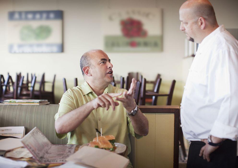 Foto: Hay restaurantes donde los comensales tienen buenas razones para quejarse. (Corbis)