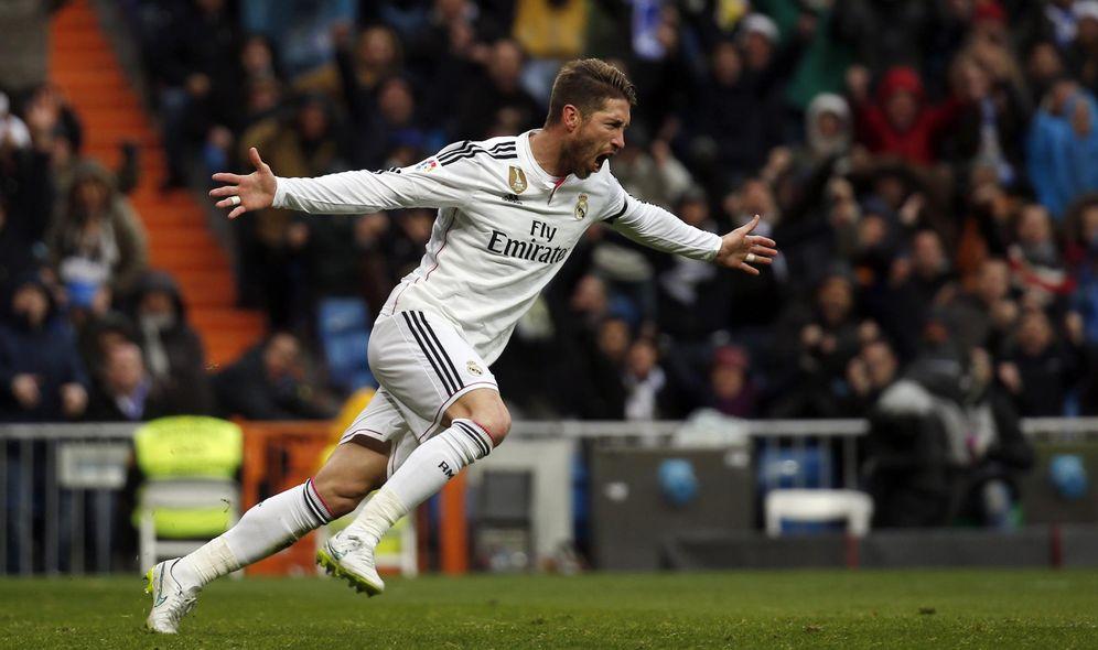 Foto: Sergio Ramos medita 'volar' de Madrid por sentirse maltratado por Florentino Pérez (Reuters)