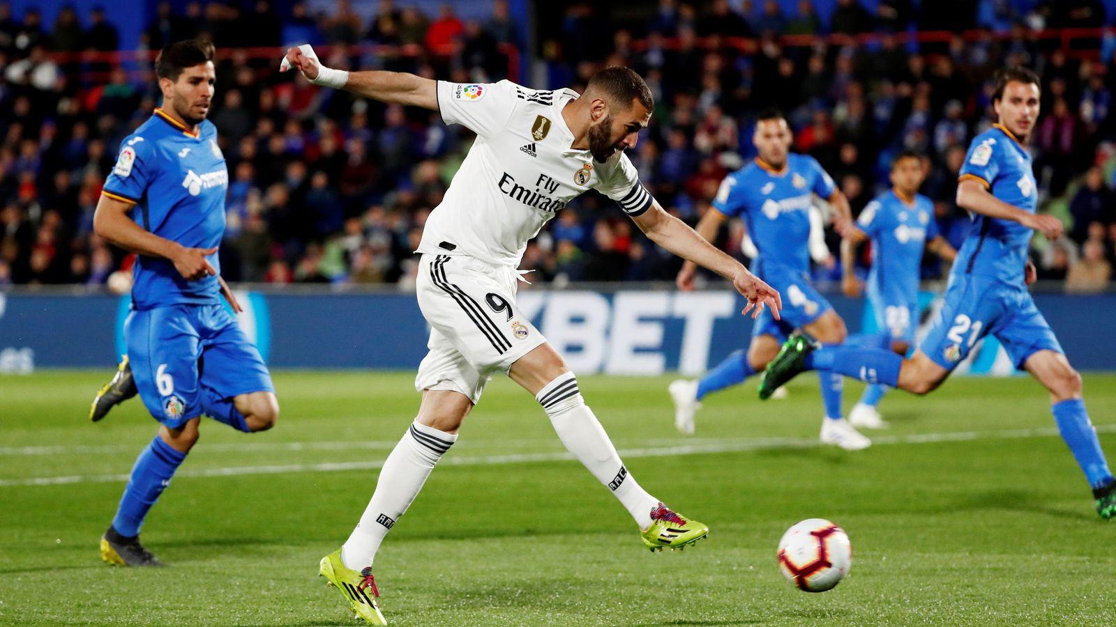 Resultado De La Liga Santander En Directo Getafe Vs Real: Real Madrid En Directo: Resumen, Goles Y Resultado