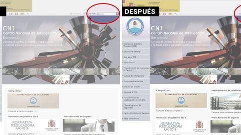 'Hackers' se cuelan en los servidores web del CNI y acceden a todos sus datos