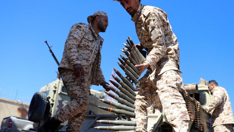 El conflicto en Libia: una guerra silenciosa entre Macron y Salvini