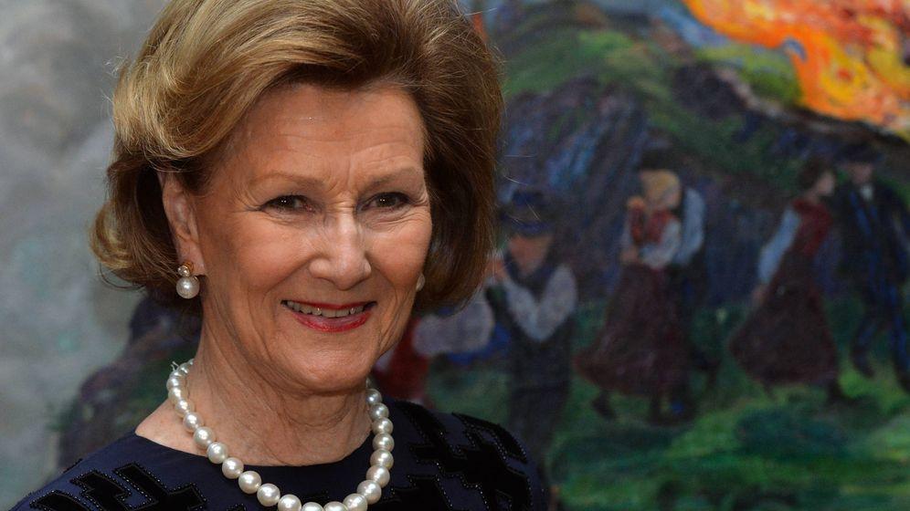 Foto: La reina Sonia en una imagen de archivo. (Getty)