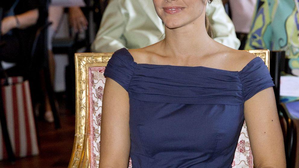 Sofía Hellqvist, tres meses como princesa y una agenda de lo más intensa