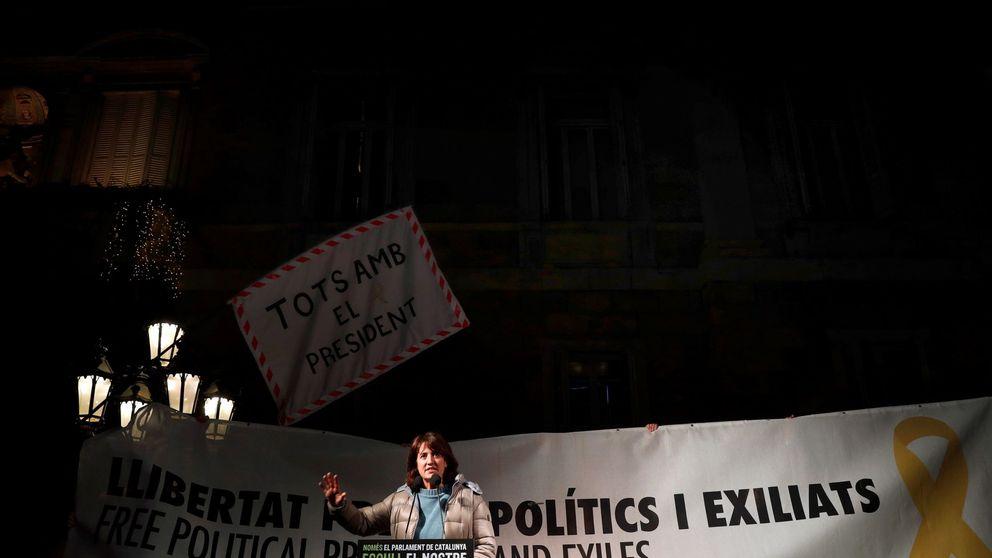 Las peleas entre JxCAT y ERC tensionan la ANC y su presidenta les echa un pulso