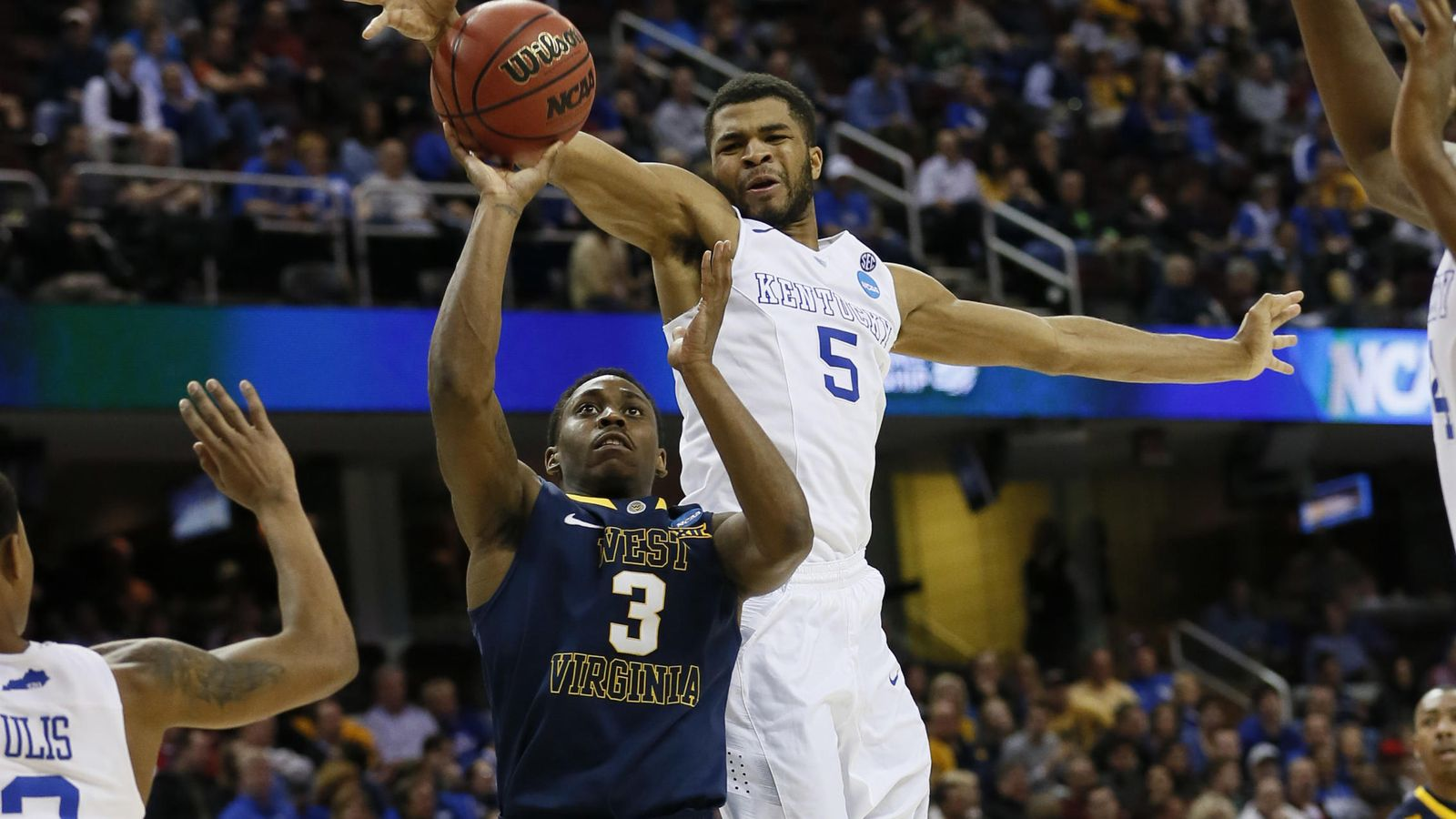 Foto: Kentucky va camino de convertirse en el mejor equipo de la historia de la NCAA (Reuters)