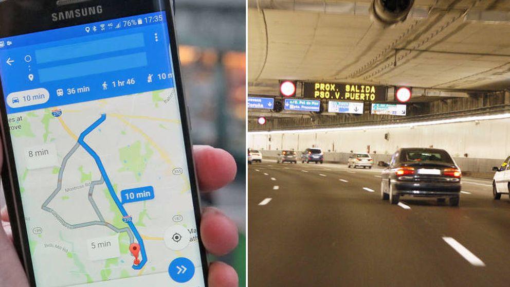 Perdidos en los túneles de la M-30: por qué tu GPS te engaña en el subsuelo de Madrid