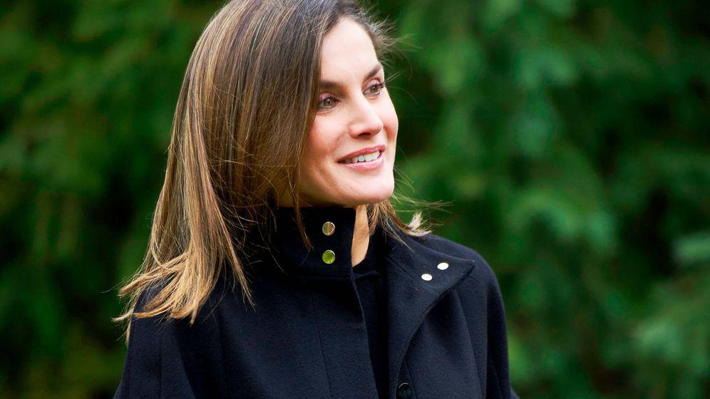 Foto: La reina Letizia. (Getty)