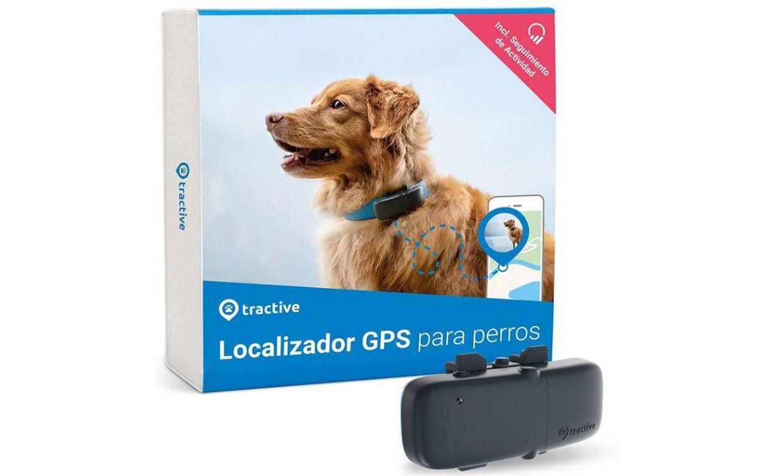 Localizador para perros. (Amazon)