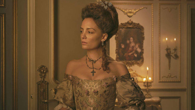 María Hervás es Amelia Castro en 'La cocinera de Castamar'. (Atresmedia)