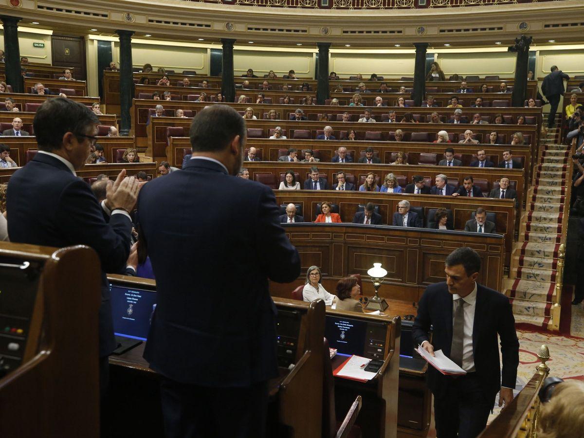 Foto: Foto de archivo del Congreso de los Diputados. (EFE)