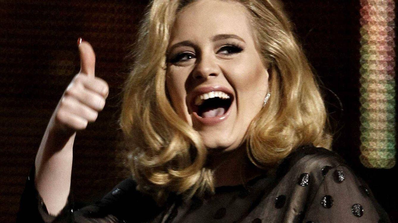 Foto: Adele en una imagen de archivo (Reuters)