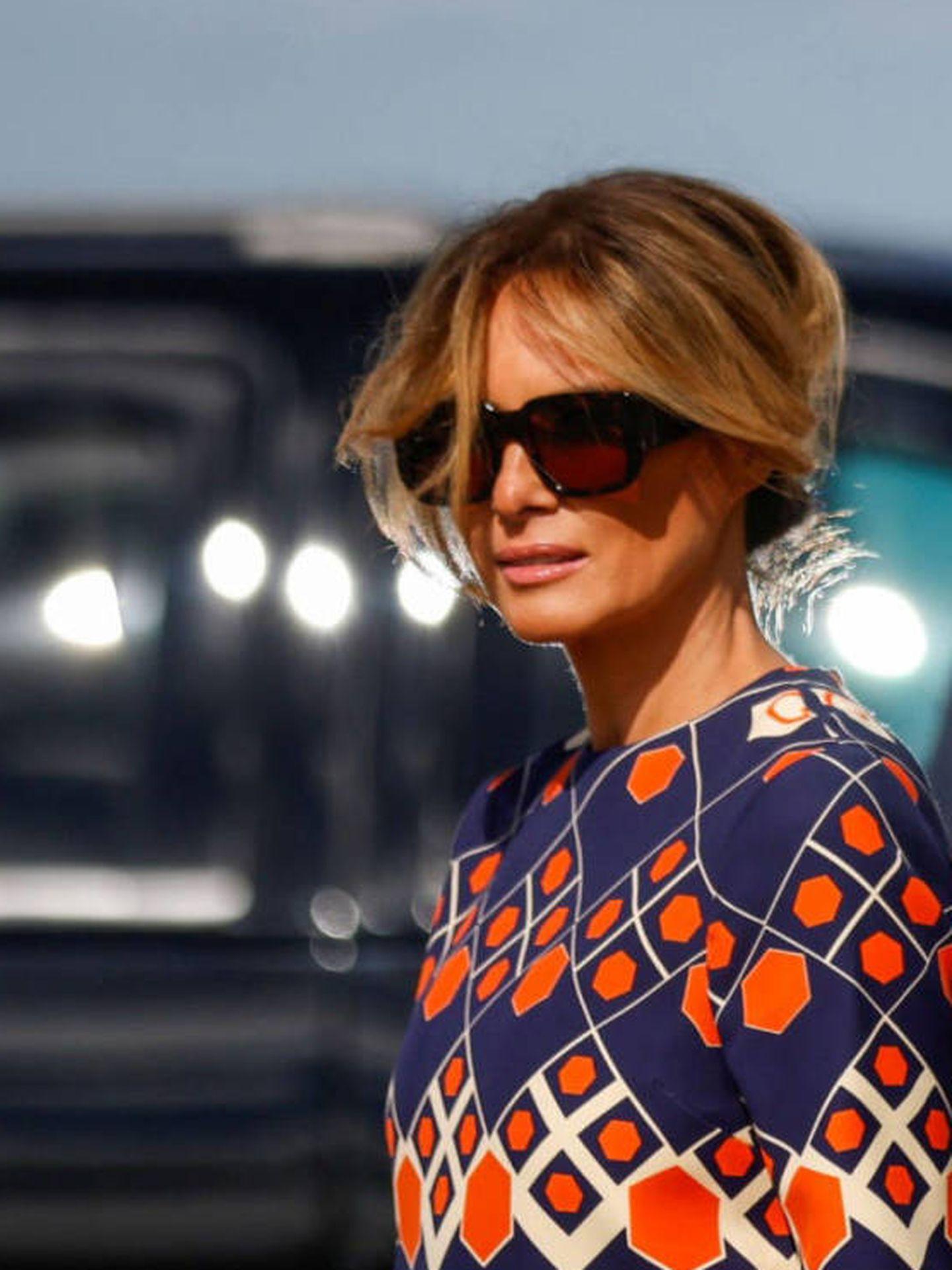 Melania Trump. (Reuters)