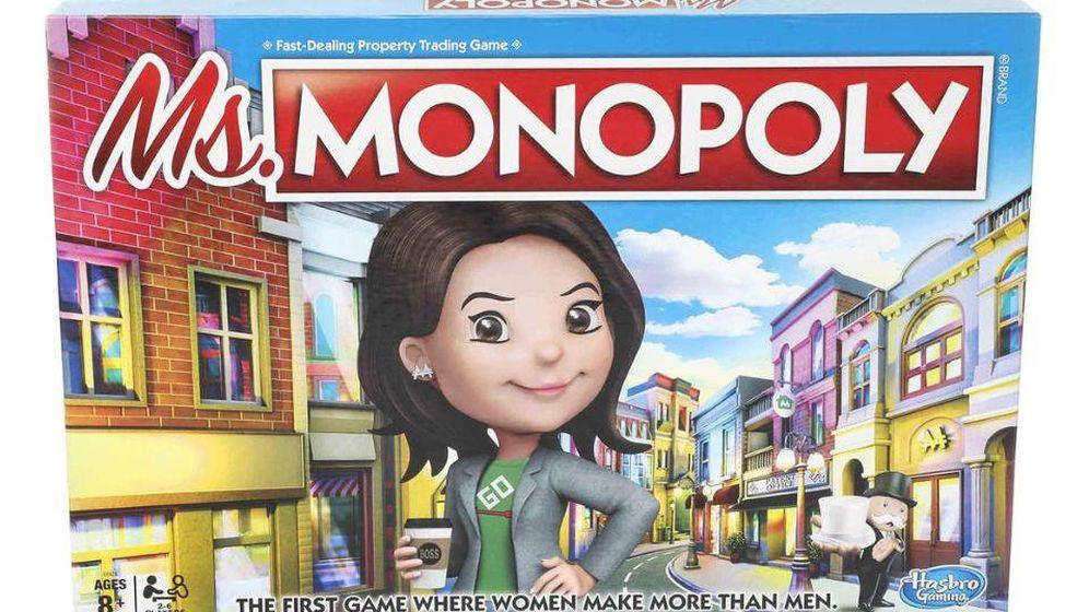 Foto: Juego de mesa Ms. Monopoly (Twitter)