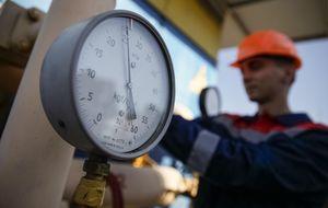 Gazprom se deja un 0,8% después del corte de gas ruso a Ucrania