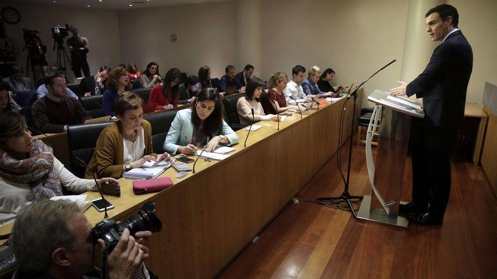 El papel de PP y Podemos, el escollo para un acuerdo entre PSOE y C's