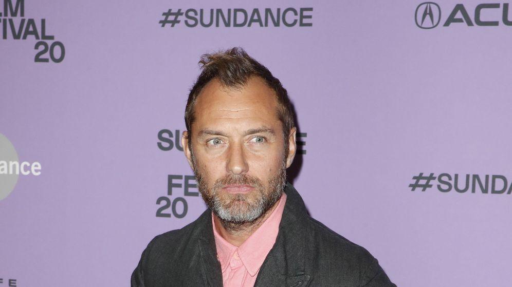 Foto: Jude Law en el Festival de Cine de Sundance (2020). Foto: Efe