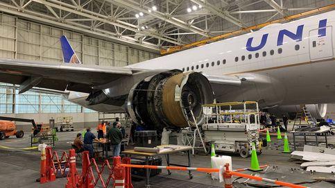 No es la primera vez que falla el motor del Boeing 777, pero ¿por qué esta vez es especial?