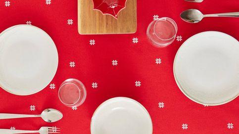 Cinco manteles de Zara Home con los que vestir tu mesa estas navidades