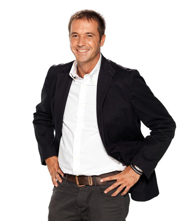 Foto: Manu Carreño, presentador de 'Deportes Cuatro'.