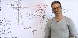 Post de David Calle, el español que puede ganar el título al mejor profesor del mundo