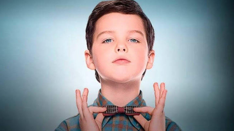 El actor Iain Armitage dará vida a Sheldon Cooper en 'El joven Sheldon'. (Movistar)