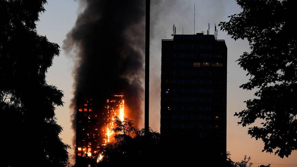 ¿Causó una nevera el incendio de Londres? Las teorías que investigan