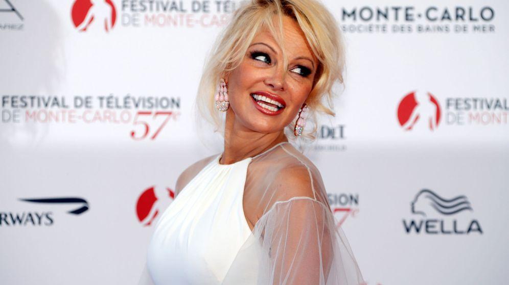 Foto: Pamela Anderson. (Reuters)