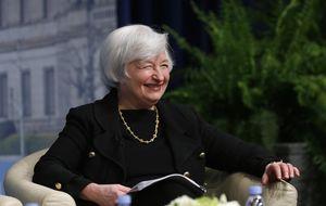 Janet Yellen avisa de que el apetito por el riesgo está aumentado