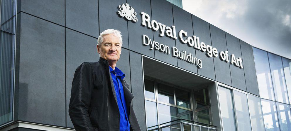 Foto: James Dyson, el inventor que creó un imperio a partir de su aspiradora