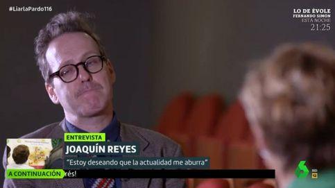 El palo de Joaquín Reyes en el programa de Cristina Pardo a Ciudadanos