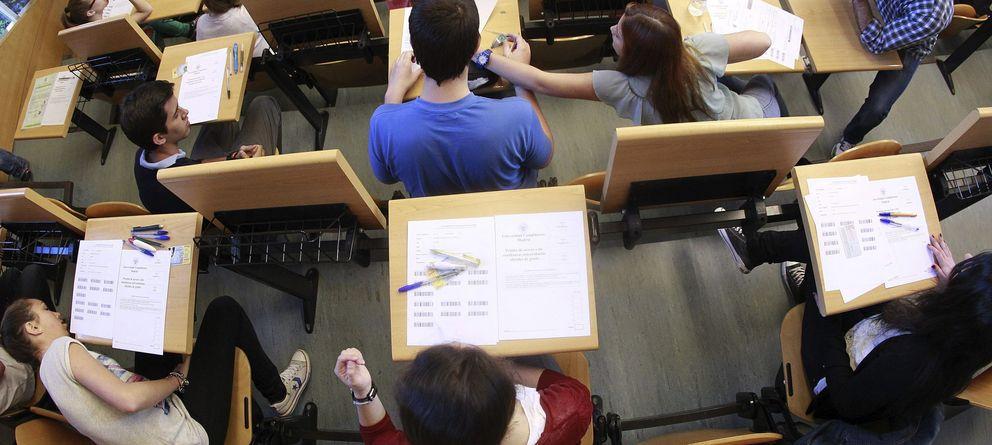 Foto: La política de recortes da un hachazo de 6.870 millones a la educación desde 2009