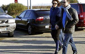 Ortega Cano vuelve a prisión tras disfrutar su permiso carcelario